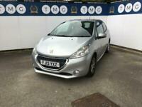 2013 Peugeot 208 ACTIVE Hatchback Petrol Manual