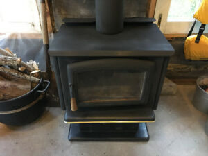 Pacific Energy Wood Stove - Vista