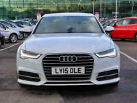 2015 Audi A6 2.0 TDI Ultra S Line 4dr S Tronic Auto Saloon Diesel Automatic