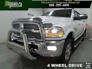 2014 Ram 2500   Used 4X4 M/C Laramie Sunroof Bluetooth $313.95 B