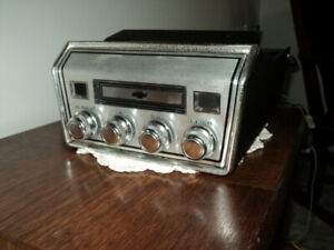 1967 Chevelle 8-Track Stereo