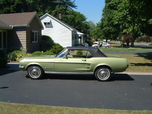 1967 Ford Mustang Convert For Sale