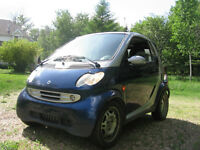 Smart Fortwo Diesel Convertible