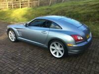 2004 Chrysler Crossfire 3.2 2dr Coupe Petrol Manual