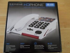 High Definition Amplified Telephone