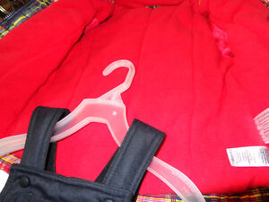 NEW youth jacket and bibs- under two years old-  recycledgear.ca Kawartha Lakes Peterborough Area image 3