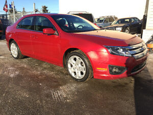 2011 Ford Fusion Se Sedan 130000 km inspected car clean