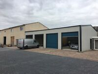 Industrial units to let - Eastfield Business Park Glenrothes