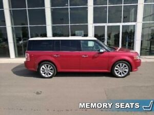 2011 Ford Flex Limited  - Navigation -  Leather Seats -  Bluetoo