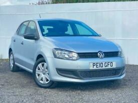 image for 2010 Volkswagen Polo 1.2 70 S 5dr HATCHBACK Petrol Manual