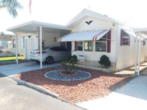 FLORIDA  SWEAT MOBILE HOME OWNER LEAVING STATE make a offer