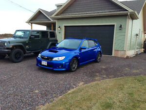 2012 Subaru WRX limited Hatchback