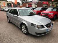 2006 Saab 9-5 2.0t AUTO Vector**LPG CONVERSION + £7000 WORTH OF INVOICES*