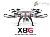 Drone lost Syma x8g