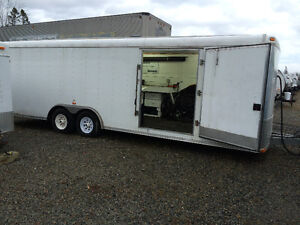Hydraulics Trailer and equipment