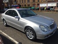 2004 model MERCEDES BENZ E320 CDI AUTOMATIC SE FULLY LOADED NEW MODEL PX SWAP