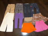 Size 5 assorted bottoms