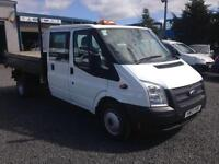 Ford Transit 2.2TDCi 100PS 2013 13 Reg Double cab