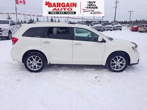 2011 Dodge Journey R/T, AWD, Fully loaded, leather heated