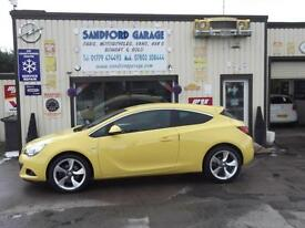 Vauxhall/Opel Astra GTC 1.6i 16v Turbo ( 180ps ) SRi