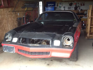 1978 camero.... Great winter project!