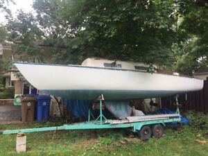 SHARK24 SAILBOAT FOR SALE