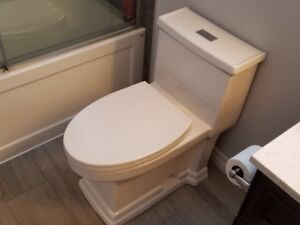 Brand new toilet for sale.  Box has not been opened.