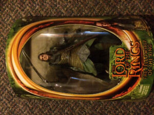 Lord of the ring action figures