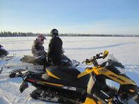 Snowmobile/Poker Rally! Christopher Lake Sat. Feb 20th