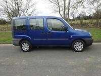 Fiat Doblo 1.9JTD Active 2004/04 disabled wheel chair access motabilty vehicle