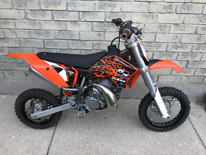 2015 KTM 50 SX