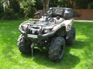 Yamaha Grizzly 700 - 2007