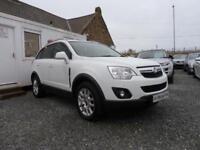 2012 (62) Vauxhall Antara Exclusiv 4x4 2.2 CDTi ( 163 bhp )