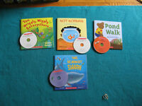 Primary Reading books with Water theme