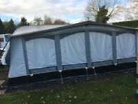 Caravan Awning (all season)