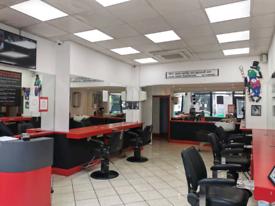 Mr Toppers barber shop london