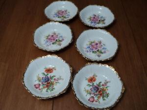 Vintage Bone China Bowls