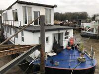 Massive Houseboat - Blue Moon