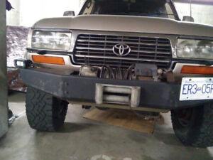 TOYOTA LANDCRUISER HDJ81 TURBO DIESEL VX LTD.