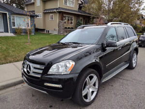 2011 Mercedes-Benz GL550 - FULLY LOADED