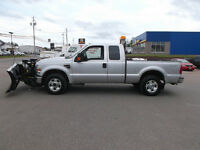 2008 Ford Other XLT Pickup Truck WITH 9 FT FISHER PLOW