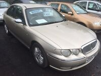 Rover 75 diesel full leather