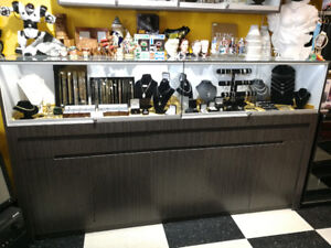 Store Closing - Over 20 Display/Jewellery Cases!!!