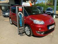 2012 Citroen C3 Picasso 1.6 VTi Exclusive EGS6 5dr MPV Petrol Automatic