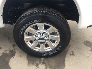 """Michelin 20"""" tires, factory new take offs2"""
