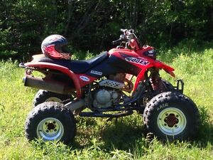 1999 Honda 400ex stock motor never been touched!
