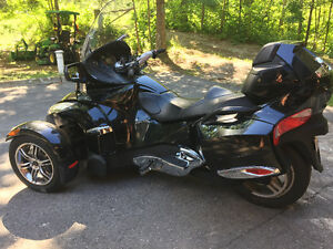 2010 Can-Am Spyder RT-S SE5