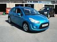 Citroen C3 1.6HDi 16v Exclusive,5dr,5sp low tax,outstanding mpg,01656 724800.