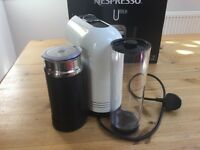Nespresso U Milk Coffee Machine with milk heater & frother