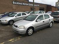 2004 Vauxhall Astra 1.6 i Club 5dr